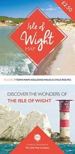 The Little Map Company - Route Finder - Isle Of Wight