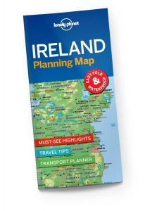 Lonely Planet - Planning Map - Ireland
