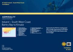 Admiralty Leisure Chart Folio - Ireland - SW Coast