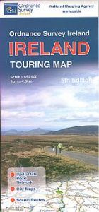 OS Ireland - Touring Map