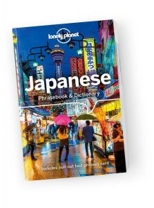 Lonely Planet - Phrasebook & Dictionary - Japanese