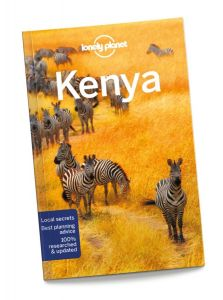 Lonely Planet - Travel Guide - Kenya