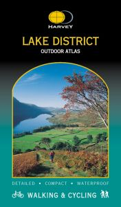 Harvey Outdoor Atlas - Lake District