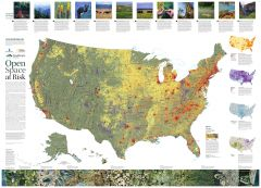 Landscope America: Open Space at Risk Map