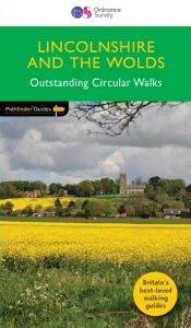 OS Crimson Pathfinder Guide - Lincolnshire & the Wolds
