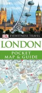 DK - Eyewitness Pocket Map & Guide - London