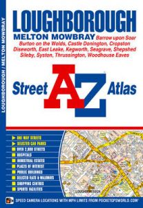 A-Z Street Atlas - Loughborough