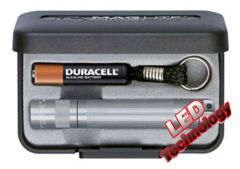 Maglite - Solitaire LED Presentation Pack - Grey Torch (33)