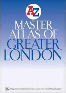 A-Z Master Atlas Of Greater London (Flexibound)