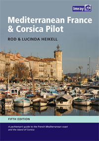 Pilot Guide - Mediterranean France And Corsica
