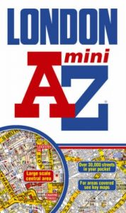 A-Z Mini Street Atlas - London