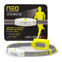 LED Lenser NEO Headlamp - Yellow (6114)