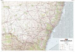 New South Wales Supermap Map