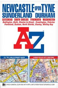 A-Z Street Atlas - Newcastle upon Tyne