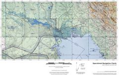 Operational Navigation Charts Map