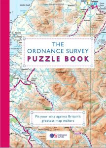 The Ordnance Survey Puzzle Book (Pink)