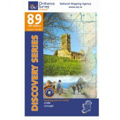 OS Discovery - 89 - Cork