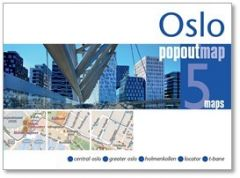 Popout Maps - Oslo