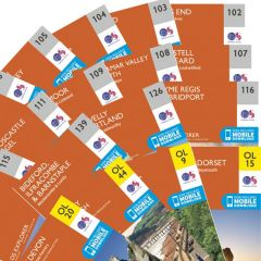 OS Explorer Map Set - Cornwall