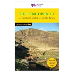 Ordnance Survey Short Walks - The Peak District