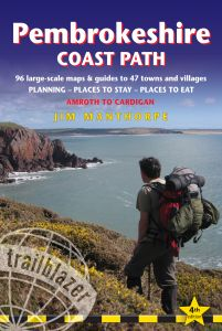 Trailblazer - Pembrokeshire Coast Path: Amroth To Cardigan