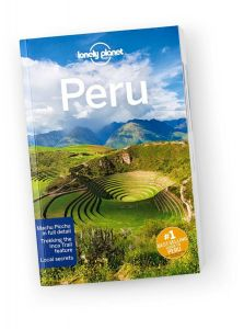 Lonely Planet - Travel Guide - Peru