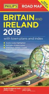 Philips Road Map - Britain & Ireland
