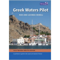 Pilot Guide - Greek Waters