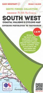 The Little Map Company - Route Finder - Porthleven To Trevowhan