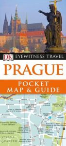 DK - Eyewitness Pocket Map & Guide - Prague