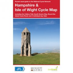 Sustrans National Cycle Network - Hampshire & IOW Cycle Map (6)