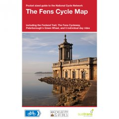 Sustrans National Cycle Network - The Fens Cycle Map (20)