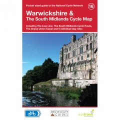 Sustrans National Cycle Network - Warw. & The S Mids Cycle Map (16)
