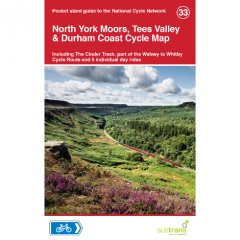Sustrans National Cycle Network - North York Moors Cycle Map (33)