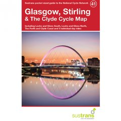 Sustrans National Cycle Network - Glasgow & Stirling Cycle Map (41)