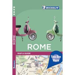 Michelin City Map And Guide - Rome