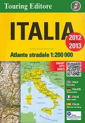 TCI  - Road Atlas - Italy