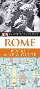 DK - Eyewitness Pocket Map & Guide - Rome