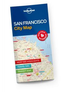 Lonely Planet - City Map - San Francisco