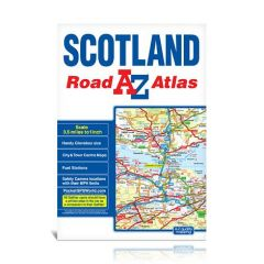 A-Z Road Atlas - Scotland (PB)