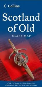 Collins - Scotland Of Old Map