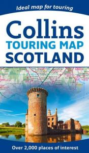 Collins - Scotland Touring Map