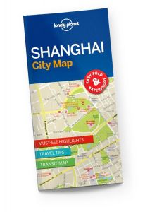 Lonely Planet - City Map - Shanghai