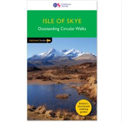 OS Crimson Pathfinder Guide - Isle Of Skye
