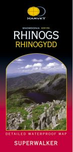 Harvey Superwalker - Snowdonia - Rhinogs