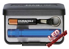 Maglite - Solitaire LED Presentation Pack - Blue Torch (32)