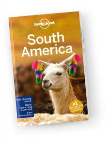 Lonely Planet - Travel Guide - South America