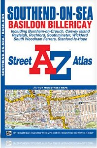 A-Z Street Atlas - Southend-on-Sea