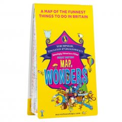 ST&G's Amazingly Adventure Filled Map Of Wonders