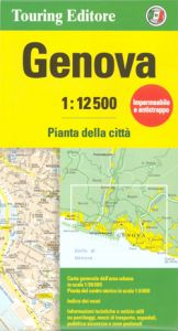 TCI - City Maps - Genoa